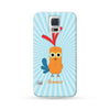 Samsung Galaxy Case Pet Rooster Blue | Ultra-case.com
