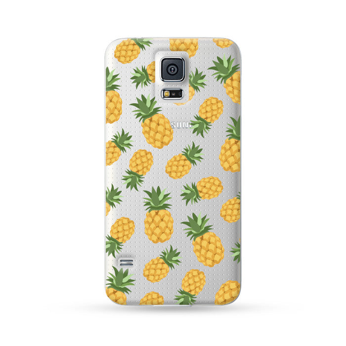 Samsung Galaxy Case Pineapple | Ultra-case.com