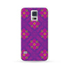 Samsung Galaxy Case Quater Foil Purple | Ultra-case.com