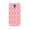 Samsung Galaxy Case Rabbit Pink 1 | Ultra-case.com