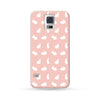 Samsung Galaxy Note 4 S6 S5 Case Rabbit Pink 2 | Ultra-case.com