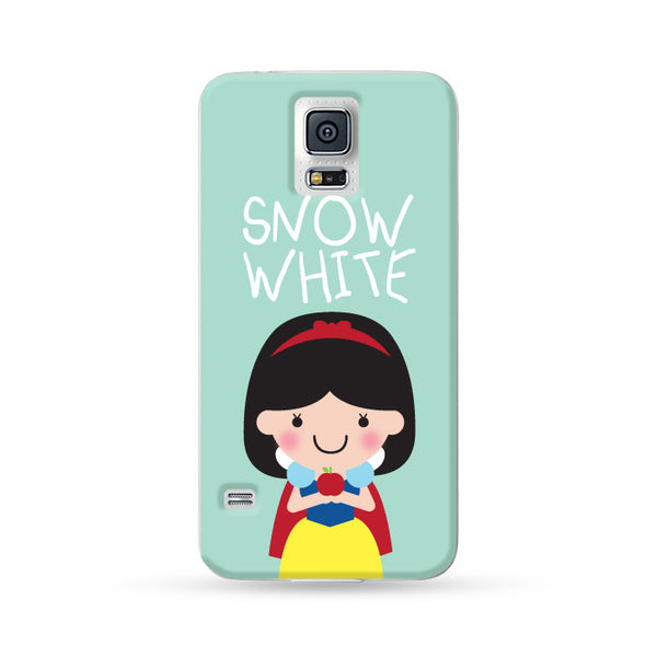 Samsung Galaxy Case Snow White | Ultra-case.com