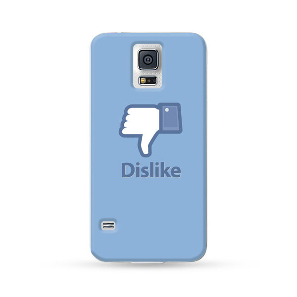 Samsung Galaxy Case Social Icon Blue 2 | Ultra-case.com
