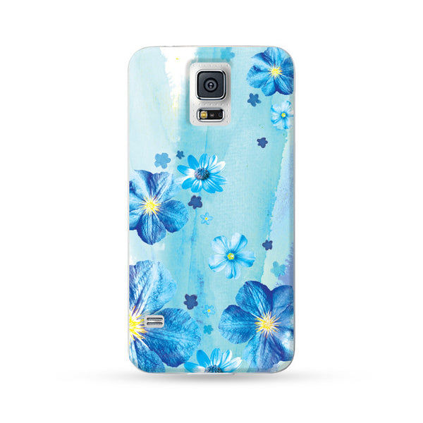 Samsung Galaxy Case Spring Blue | Ultra-case.com