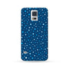 Samsung Galaxy Case Stardust Blue | Ultra-case.com