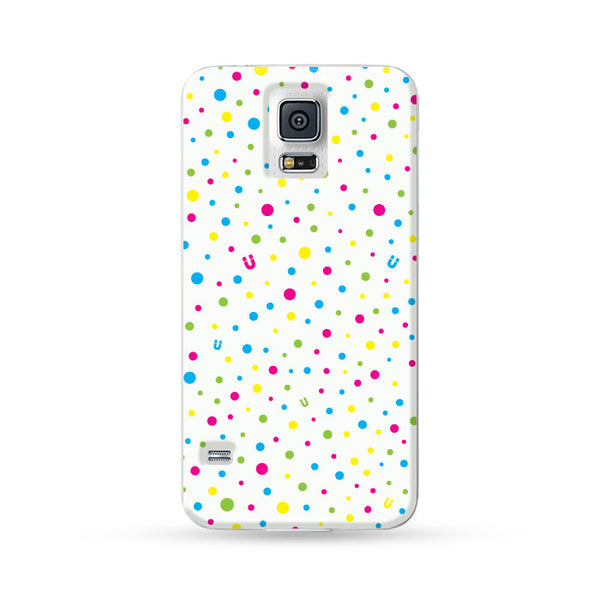 Samsung Galaxy Case Stardust White | Ultra-case.com