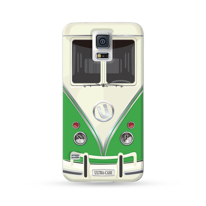 Samsung Galaxy Case Ultra Bus Green | Ultra-case.com