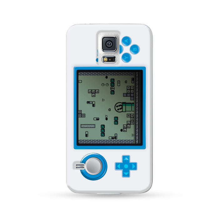 Samsung Galaxy Case Ultra Games Blue | Ultra-case.com