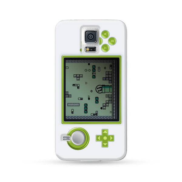 Samsung Galaxy Case Ultra Games Green | Ultra-case.com