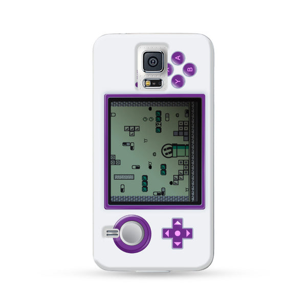 Samsung Galaxy Case Ultra Games Purple | Ultra-case.com