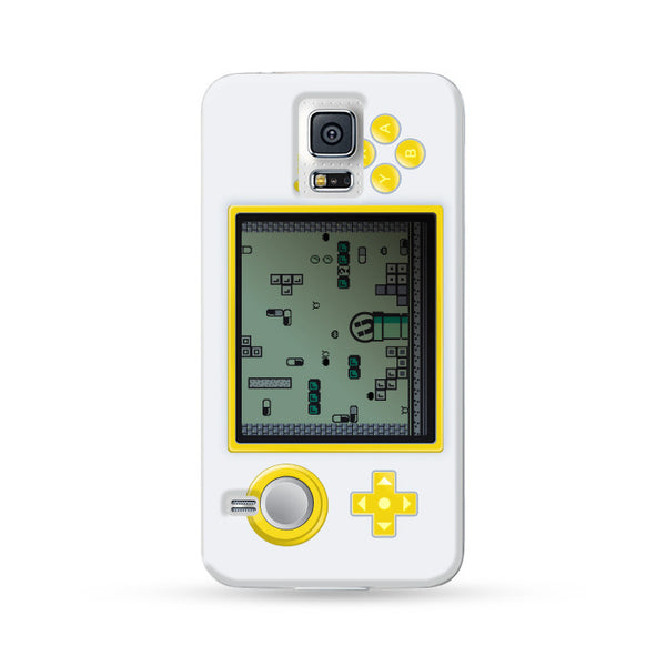 Samsung Galaxy Case Ultra Games Yellow | Ultra-case.com