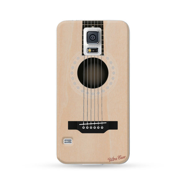 Samsung Galaxy Case Ultra Sound Acoustic Guitar Folk | Ultra-case.com