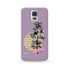 Samsung Galaxy Note 5 4 3 S6 edge plus S5 S4 S3 Case Vintage Rose Purple | Ultra-case.com