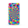 Samsung Galaxy Case Visual Illusion Color | Ultra-case.com