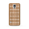 Samsung Galaxy Case Woodwood Brown 16 | Ultra-case.com