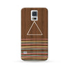 Samsung Galaxy Case Woodwood Brown 02 | Ultra-case.com
