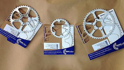 T.A. Pro 5 Vis Cyclotouriste 50.4mm / 80mm PCD alloy chain rings inner/outer