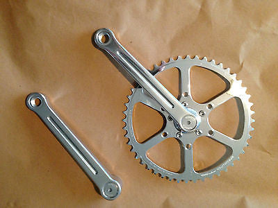 SunXCD 50.4 BCD Single chainset with TA RINGS