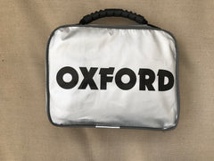 OXFORD AQUATEX (SINGLE) BIKE COVER 200 X 80 X 110CM – SILVER