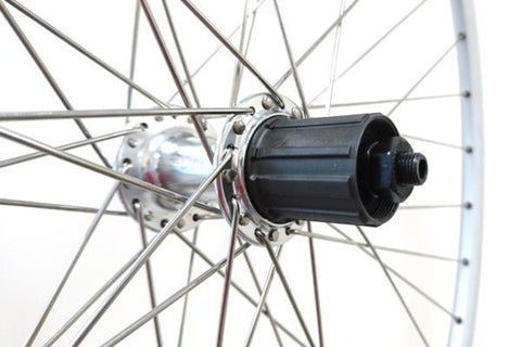 700C Cassette wheel set 130mm/100mm 8-10 speed Shimano compatible