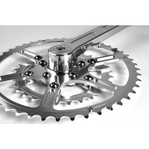 Velo Orange Grand Cru 50.4 BCD Crankset MK II
