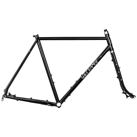 Velo Orange Polyvalent Steel Frameset for Disc Brakes All Sizes Touring