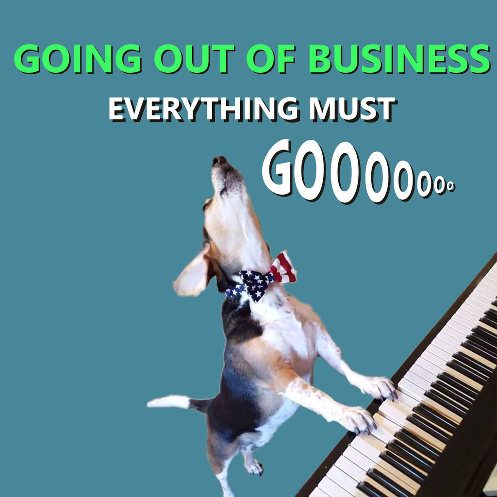 Copy of GOING OUT OF BUSINESS