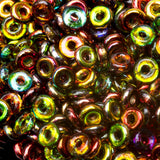 5 Grams Magic Apple O-Bead Czech seed beads, 1 x 4mm