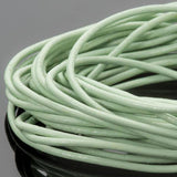 10 Feet 1.5mm Premium Leather Cord, Thai Celadon