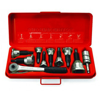 Rothenberger Manual Tee Extractor Kit 15mm 42mm London