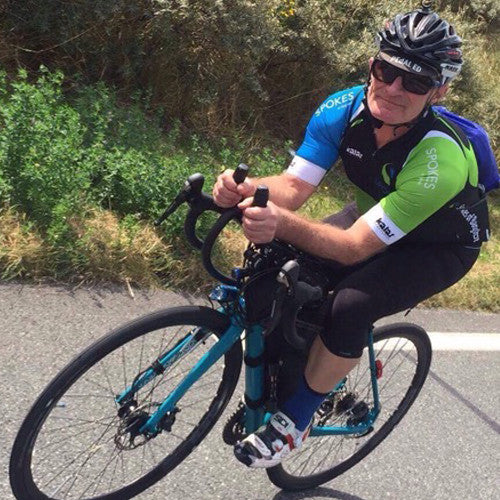 Paul Buckley - Ultra Cyclist