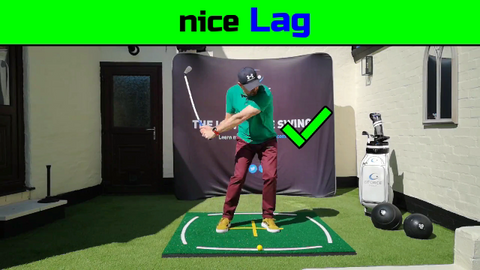 lagshot, lagshot golf, lagshot swing trainer, golf training aid, golf swing trainer, gforce golf, gforce swing trainer,