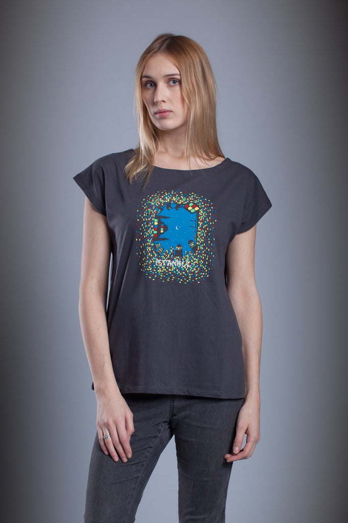 Aponia Mosaic Ladies' T-shirt