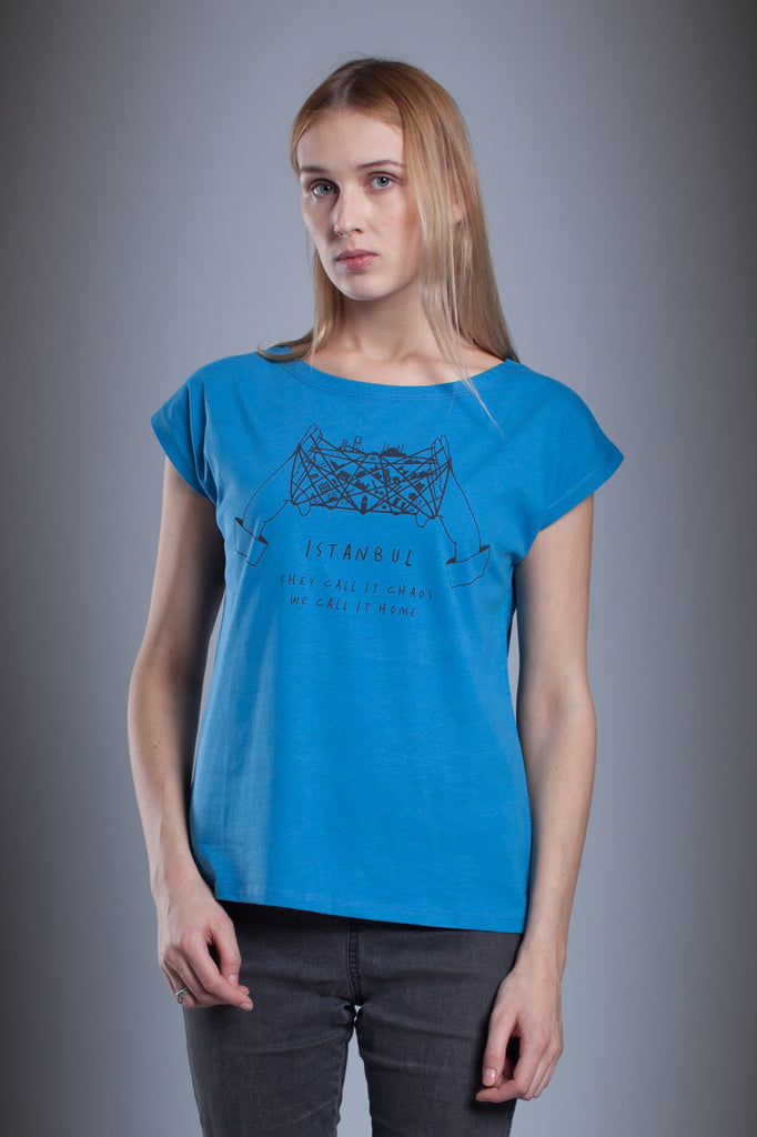 Aponia Cat's Cradle Ladies' T-shirt