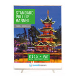 Standard Pull Up Banner - 1500mm Wide