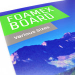 Foamex Board - 10mm Thick