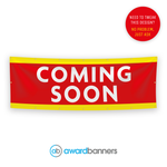 Coming Soon Pre-Designed Banner - AB211