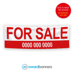For Sale Pre-Designed Banner - AB229