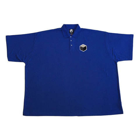 royal blue 10XL polo t-shirt