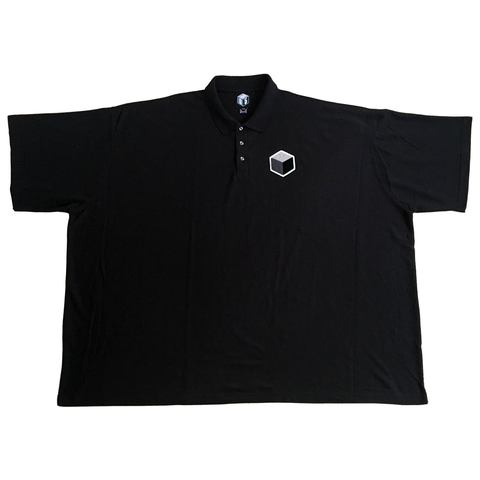 black 10XL polo t-shirt