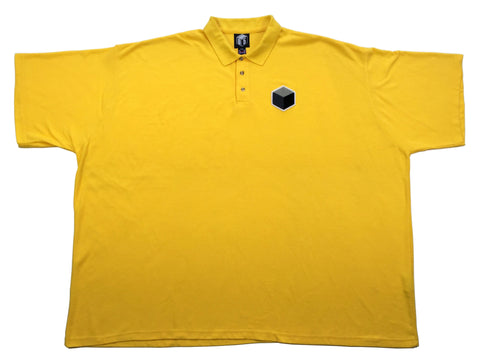 yellow 10XL polo t-shirt