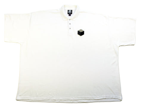 white 10XL polo t-shirt