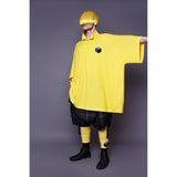 yellow 10XL polo t-shirt look book image
