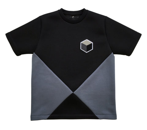 studio_805 intersect heavy T-shirt front view
