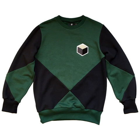 studio_805 AW15 intersect sweatshirt front view