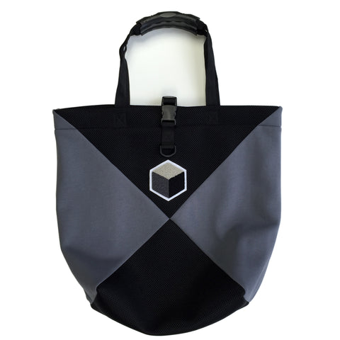 studio_805 SS16 intersect tote bag front view