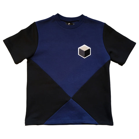 studio_805 AW15 intersect T-shirt front view