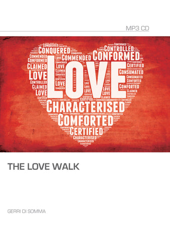 The Love Walk: MP3 Series
