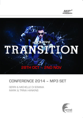 A God Thing 2014: MP3 Set
