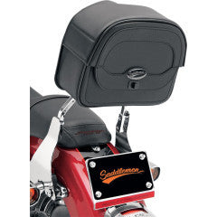 Saddlemen Cruisin' Neat Sissy Bar Bag*, Motorcycle Accessories - Fat Skeleton UK